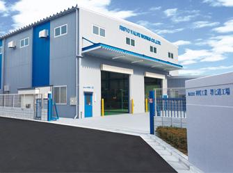 堺七道工場外観