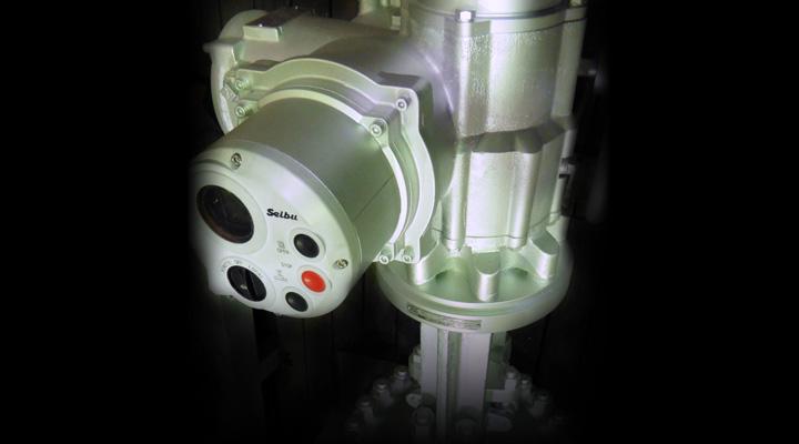 電動アクチュエーターを駆動源とする弁の総称で、遠隔操作弁として広く使用されています。