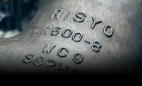 国内製材料を使用(圧力容器部の鋳鋼・鍛鋼素材)
