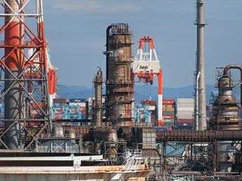 石油精製所・製油所